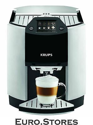 Krups EA 9010 Bean to Cup Coffee Machine Touchscreen EA9010 White Genuine NEW