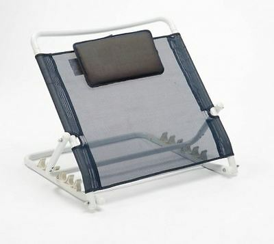 Adjustable Multi-Position Back Rest Bed Back Support Disability Mobility Aid
