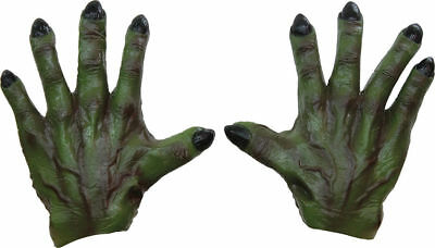 Morris Costumes Adult Unisex Monsters Latex Hands One Size. TB25354