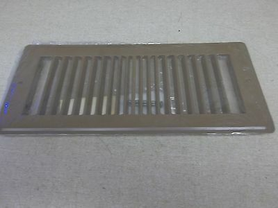 """NEW Duratone Brown LV Face Heat Vent Cover 5-1/2"""" x 11-3/4"""" *FREE SHIPPING*"""