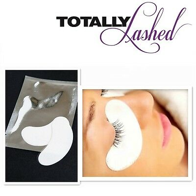 Eyelash Extension GEL PATCHES Under Eye Lint Free Lash Pad - TOTALLY Lashed