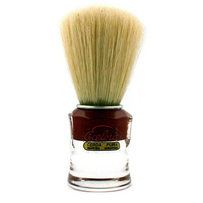 Semogue 820 Boar Hair Shaving Brush- Red