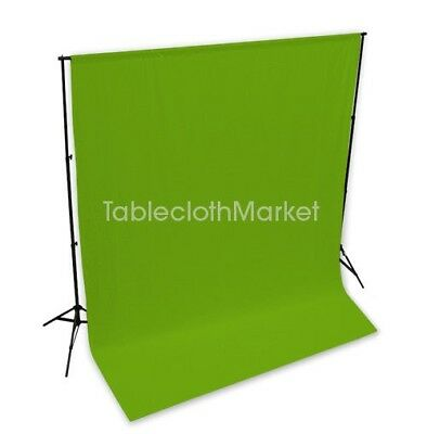 5 x 9 ft Backdrop Background Photography 100% Polyester Photo Props 24 COLORS