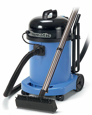 Numatic Commercial CARPET EXTRACTION + VACUUM Cleaner #CT470 1200W WET & DRY