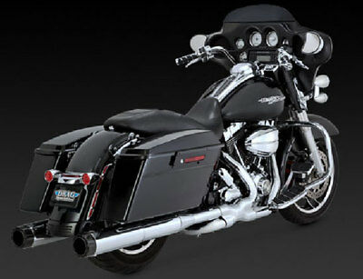 Vance & Hines HI-OUTPUT 2-1 SLIP-ON TOURING FLHX 2010