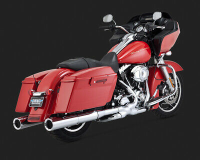 Vance & Hines HI-OUTPUT SLIP-ONS TOURING 95-15