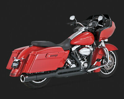 Vance & Hines PRO PIPE BLACK 10-15 TOURING
