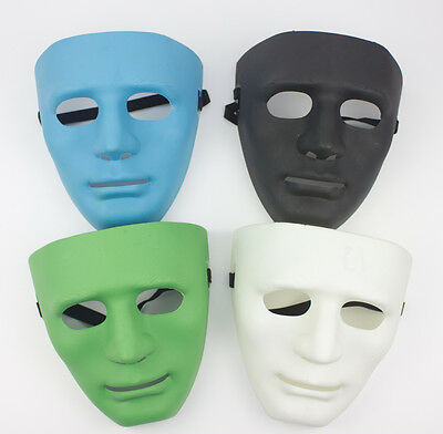 1Pcs Unisex Jabbawockeez Mask Masquerade Party Ghost Dance Fancy Dress Accessory