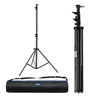 Phot-R 3m Air Cushioned Heavy Duty Photo Studio Light Stand 300cm 10ft  Soft Box