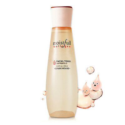 [ETUDE HOUSE]  Moistfull Collagen Facial Toner 200ml /Moisturizing toner