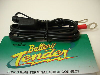 Wire Loom Harness Deltran Battery Tender Charger