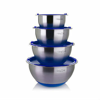 Wolfgang Puck 8 piece Mixing Bowl Set in Various Colors