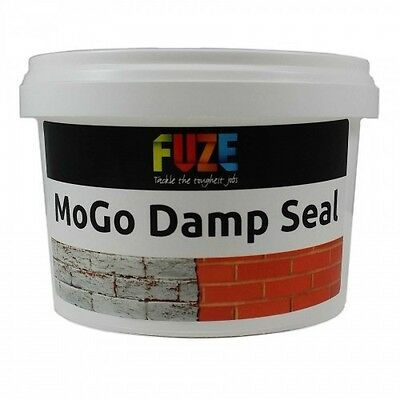 MoGo Damp Seal - 2.5Litres. Protect against mould damp and mildew.