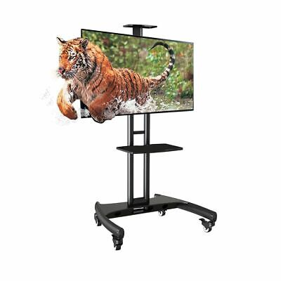 "Boost Industries AVC3265ii Universal Mobile TV Cart Stand for 32"" to 65"" TVs"