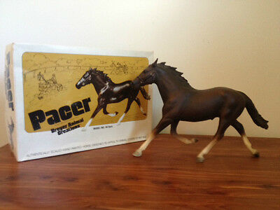 Vintage Breyer #46, The Pacer with Original Box