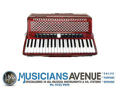 Brand New Aidi 120 Bass Accordion