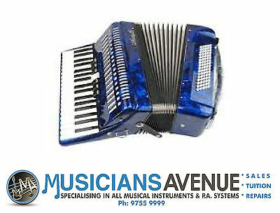 Brand New Aidi 80 Bass Accordion