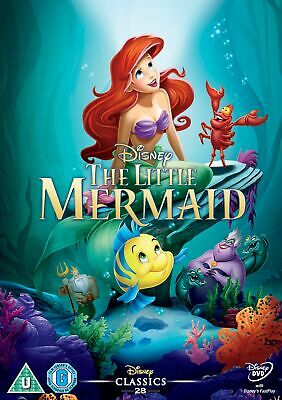 The Little Mermaid (Disney) [DVD]