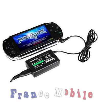 Chargeur Alimentation Secteur For Psp Slim Lite 1000/2000/3000 Neuf