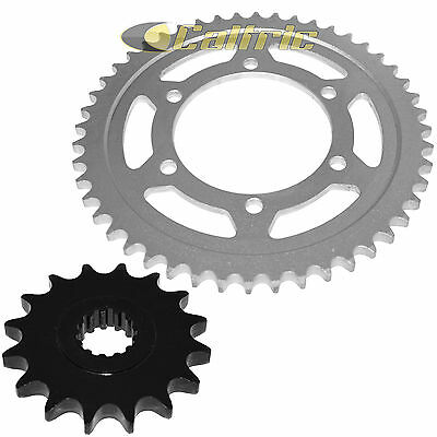 Front & Rear Sprockets Kit Fits YAMAHA R6S YZF-R6S 2006 2007 2008 2009