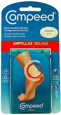 Compeed Ampollas Mediano Duplo 10 Apósitos