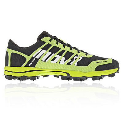 Inov-8 Oroc 340 Unisex Yellow Black Trail Running Sports Trainers Pumps Shoes