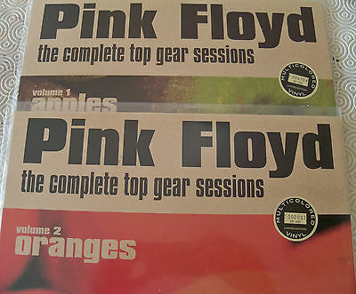 """Pink Floyd """"The Complete Top Gear Sessions Apples Oranges"""" Coloured 2Lp 200 Ltd"""