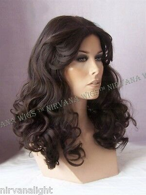 SALE   LAST FEW  Soft Waves Medium Length Untamed Wig Blonde,