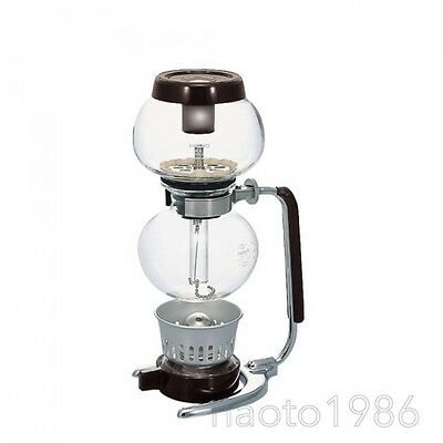(+Tracking#) HARIO Vacuum Coffee Maker Siphon Syphon MCA-3 3Cup from Japan
