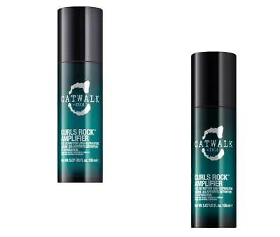 2x Tigi Catwalk Curls Rock Amplifier Duo Definition und Struktur - 150 ml