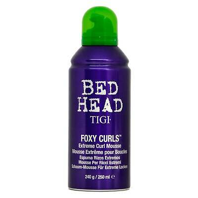TIGI Bed Head Foxy Curls Extreme Curl Mousse - 250ml