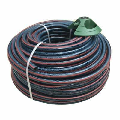 "50M Flexible 12MM - 1/2"" Garden Water Hose MADE IN AUSTRALIA 8/10 Kink Free"