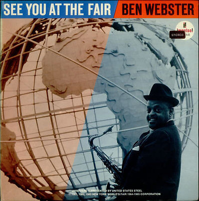 Ben Webster - See You At The Fair++2 LPs 180g 45rpm+Analogue Productions+NEU+OVP