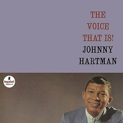 Johnny Hartman - The Voice That ++2 LPs 180g 45rpm+Analogue Productions+NEU+OVP