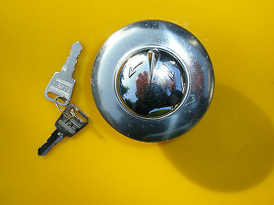 Mz Etz 251/301 Locking Petrol Cap