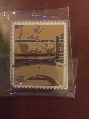 Disney Pin - Mystery Stamp Collection - Roo Winnie The Pooh CHASER
