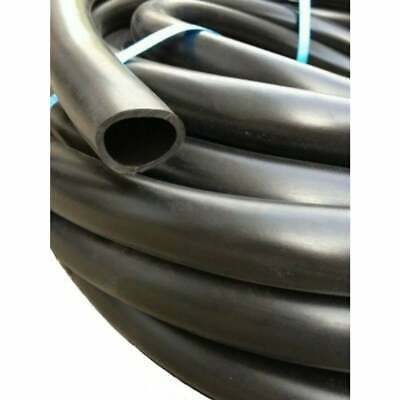 50M 25MM I.D. Rubber Sullage Grey Water Hose MADE IN AUSTRALIA! SAVE! SAVE! SAVE