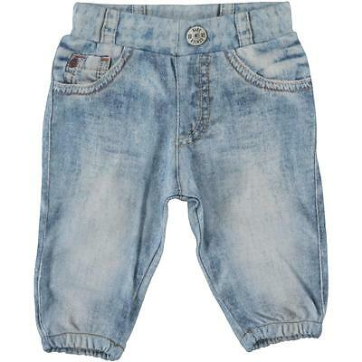 Baby Boys & Girls Digital Print Jeans look 100% Cotton Various - Sizes & Colours