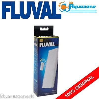 FLUVAL * FOAM FILTER BLOCK * 204 304 205 305 206 306 * original 2 piece