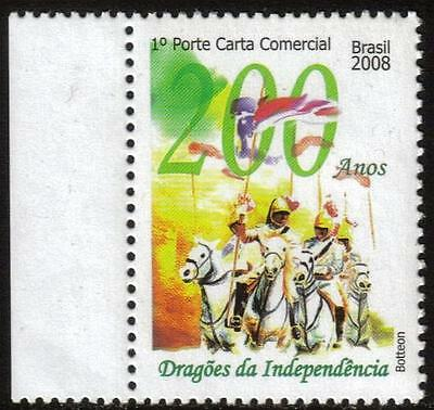 BRAZIL MNH 2008  Independence Dragoons