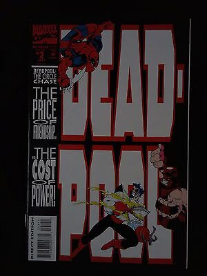 Deadpool The Circle Chase #2 VF 8.0
