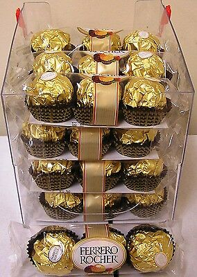 New Full Box 48 - 16 X 3 Ferrero Rocher **huge Discount**