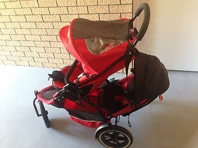phil and teds e3 stroller manual