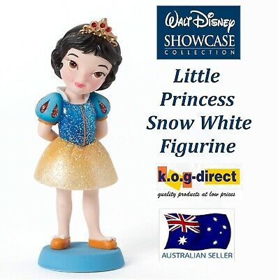 Disney Showcase Growing Up Collection Little Princess Snow White Figurine New
