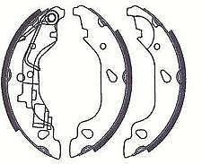 Fiat Punto 99-06 Models With ABS New Rear Brake Shoes