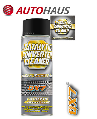 Catalytic Converter & Fuel System Cleaner Profesional & Gloves Fast Dispatch New