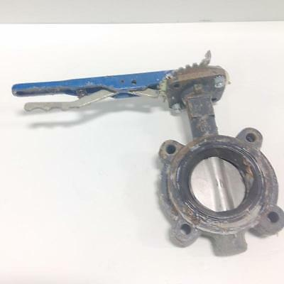 "3"" Cf8M Butterfly Valve T101699"