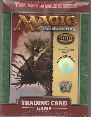 Magic The Gathering Mtg 2 Player Core Game Lot 7Th And 9Th Edition Factory Seale