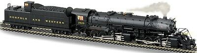 Lionel American Flyer 6-48198 N&W Y-3 2-8-8-2 w/Legacy Command Control Feature