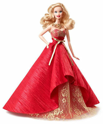 Barbie Holiday 2014 Collector's Doll. 30339195